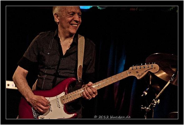 Robin Trower - 16. März - Downtown Bluesclub HH