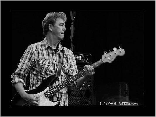 Reba Russell Band - Bluesfestival Eutin 22.05.2009