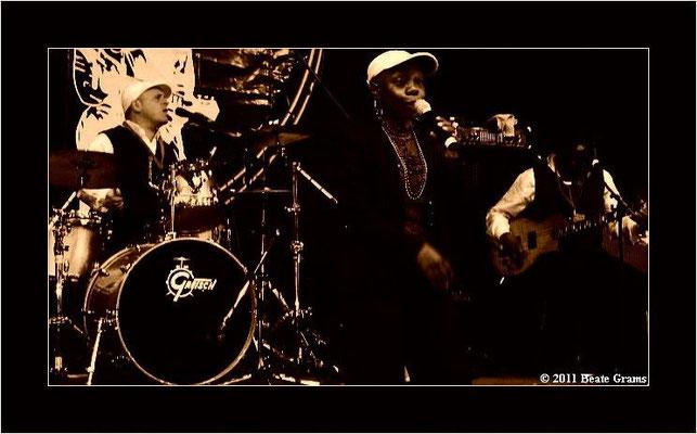Zakiya Hooker & Band - 22. Bluesfestival Eutin 22.05.2011