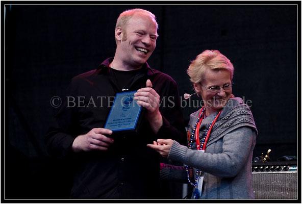 2. Platz im Solo/Duo-Wettbewerb an Michael van Merwyk