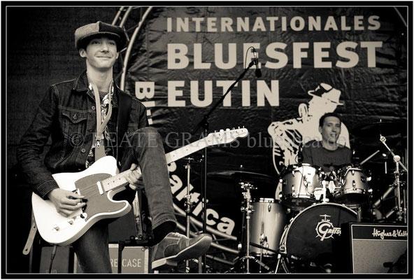 Kalle Reuter Experience - 24. BluesBaltica/Bluesfestival Eutin 2013