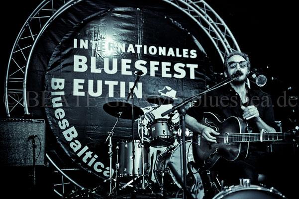 Dani Dorchin - BluesBalticaEutin 2016