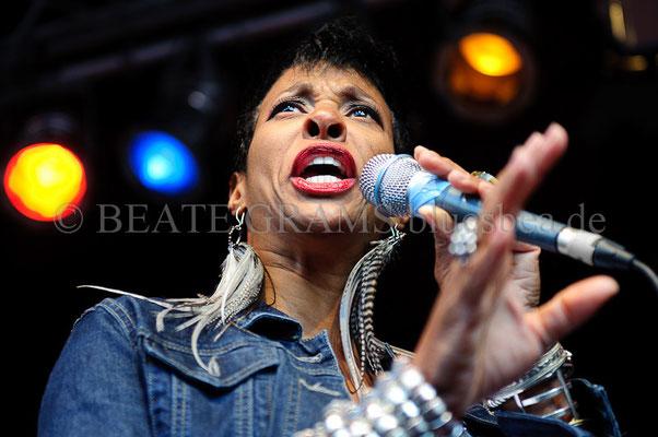 Shakura S'Aida - BluesBalticaEutin, 05.2014