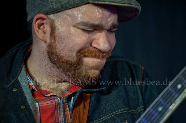 Kilborn Alley Blues Band sp. guest Mike Ledbetter - 28. Oktober 2017, Sasel-Haus Hamburg