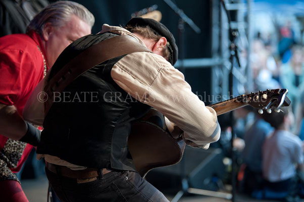 Micke Bjorklof & Blue Strip - 28. BluesBaltica/Bluesfest Eutin 2017