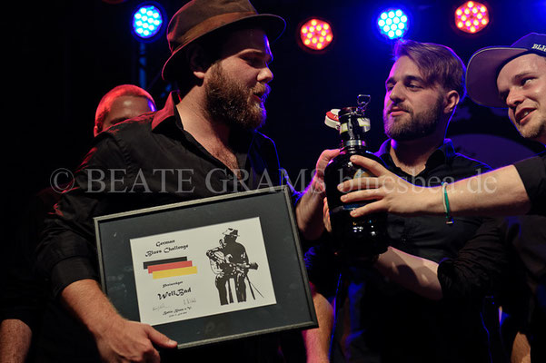 Wellbad, German Blues Challenge & German Blues Awards