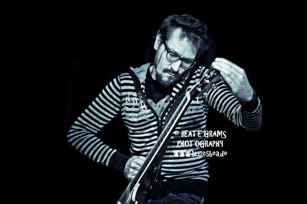 Dennis Hormes Band -  17. Musikmesse Rendsburg -  28.01.2017 - Kulturschlachterei Rendsburg