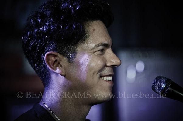 Earl Thomas & Band - 28. Oktober 2017, Sasel-Haus Hamburg