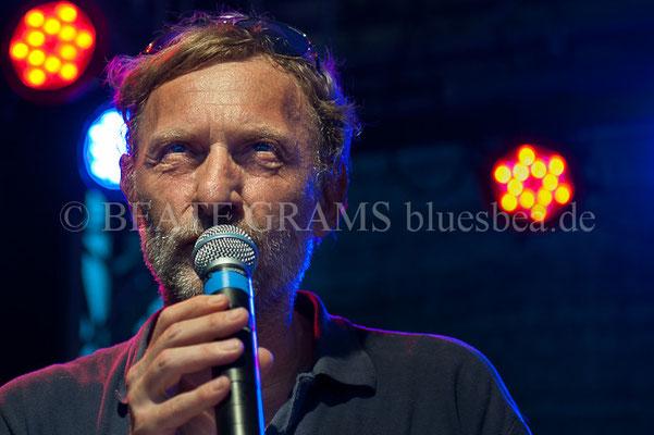 Helge Nickel, Verleihung German Blues Award – Ehrenpreis: Drums/Percussion