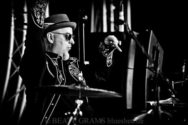 The Johnny Max Band (CAN) - 29. BluesBaltica/Bluesfest Eutin 20.05.2018