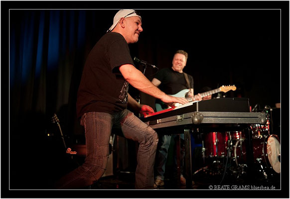 The German Blues Project - 20. Oktober - Savoy Bordesholm