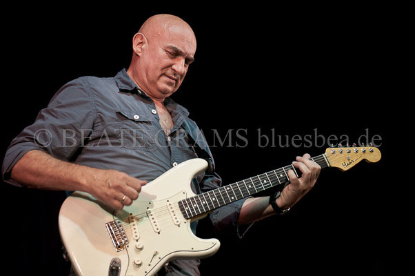Zed Mitchell & Band - Savoy Bordesholm, 09.2013