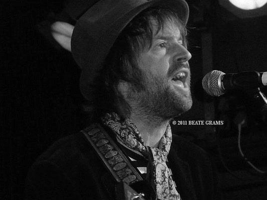 Jon Allen - 02. Oktober 2011 Downtown Bluesclub HH
