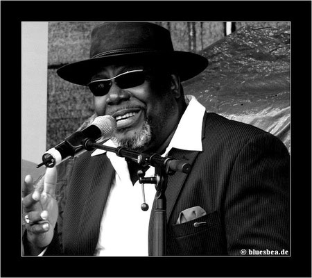 Big Daddy Wilson Trio - 22. Bluesfestival Eutin, 22.05.2011
