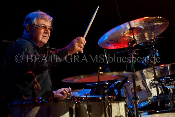 Pete Yorks Drum Boogie - Räucherei Kiel, 09.10.2015