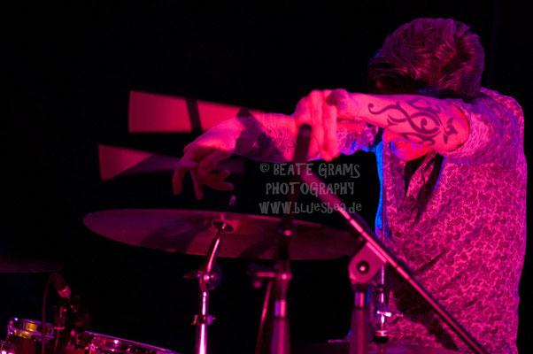 Mac Arnold & Plate Full O'Blues - Jan's Garage Eutin, 01.12.2016