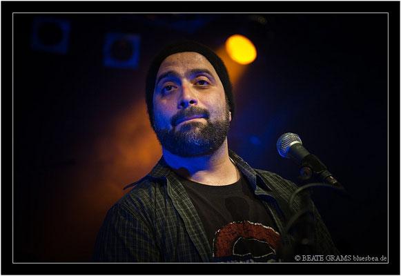 Henrik Freischlader & Band - 11. November, Kiel Räucherei