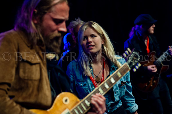 Lisa Lystam Family Band, BluesBaltica Eutin 2016