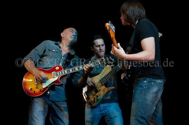 Zed Mitchell & Band - Savoy Bordesholm, 09.2013