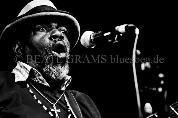 Lurrie Bell - BluesBalticaEutin, 05.2014