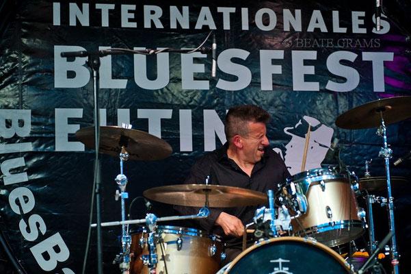Sean Carney Band feat. Shaun Booker - BluesBalticaEutin, 05.2015