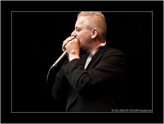 2. Kieler Woche Blues Nacht, 24.06.2012
