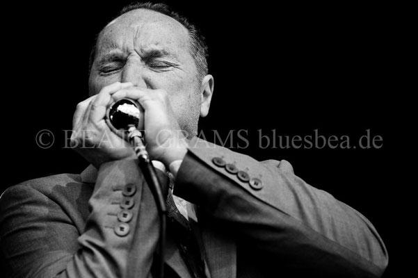 Egidio Juke Ingala & The Jacknives - BluesBalticaEutin, 05.2015