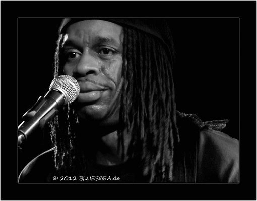 Bernard Allison & Band - 01. Februar 2012, DowntownBluesClub HH
