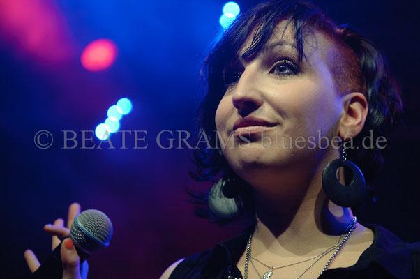 Jessy Martens & Band - Februar 2014, Räucherei Kiel