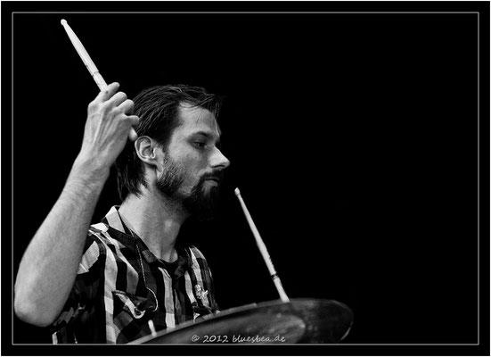 Ron Spielman Trio - 05. Mai 2012 Lutterbeker - Kiel/Lutterbek