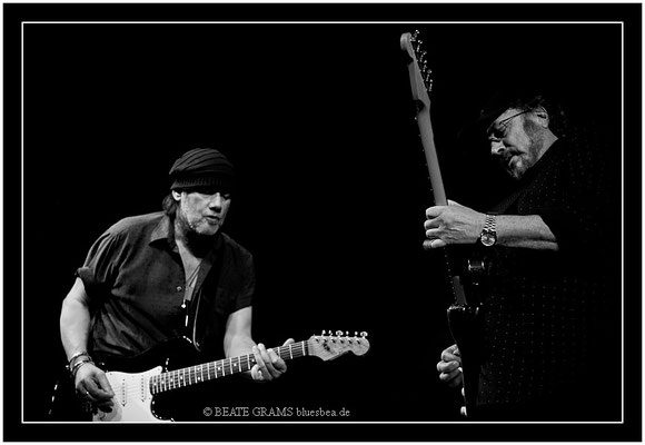 Hamburg Blues Band - 16. Februar, Savoy Bordesholm