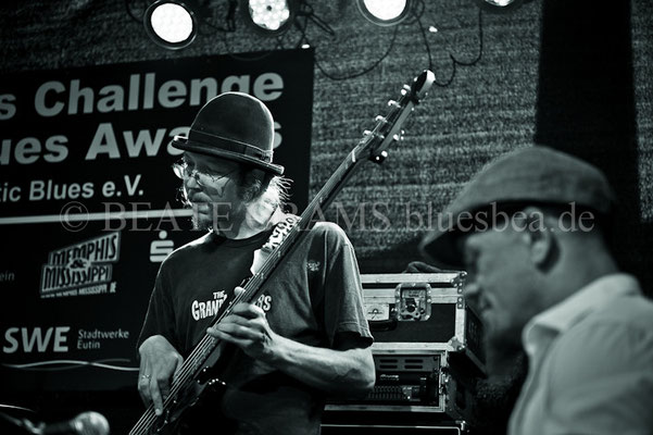Tim Austin Mitchell Band, German Blues Challenge & German Blues Awards