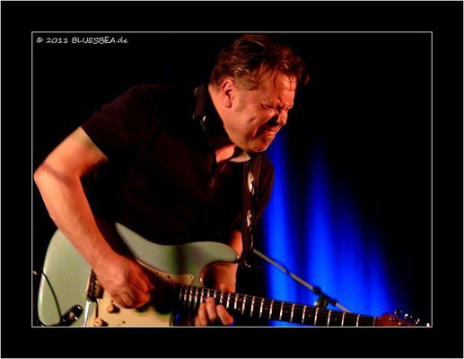 Richie Arndt & The Bluenatics - 25.03.2011 Savoy Bordesholm