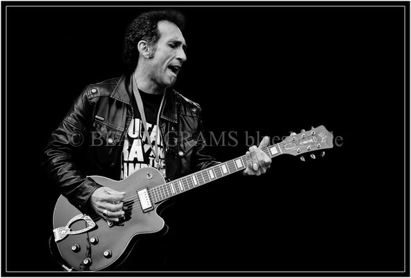 Guitar Ray & The Gamblers - 24. BluesBaltica/Bluesfestival Eutin 2013