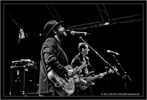 Colin Linden Band - 23. Bluesfestival Eutin 2012