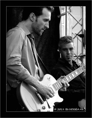 JW Jones & Band - 21. Bluesfestival Eutin - 21. Mai 2010