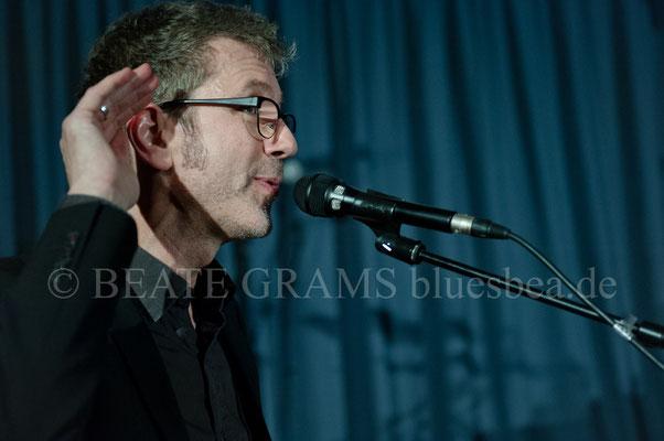 Horst Bergmeyer Duo (D), Sasel-Hais Hamburg, 28.10.16