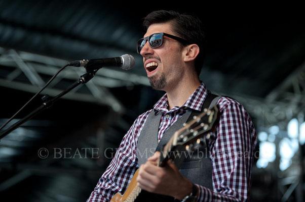 Brian Keith Wallen - 28. BluesBaltica/Bluesfest Eutin 2017