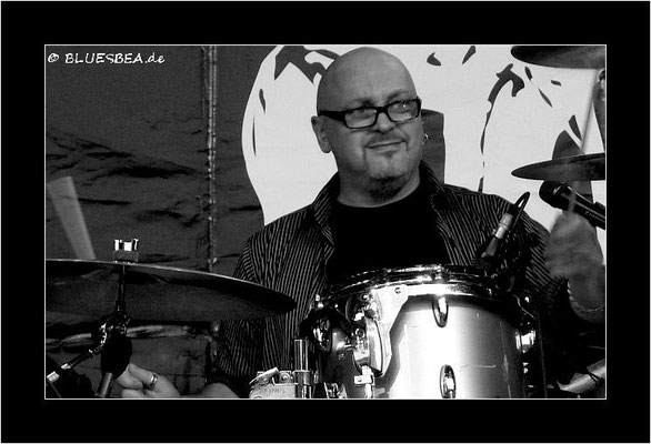 The Booze Brothers & The Wolf Island Horns - 22. Bluesfestival Eutin 20.05.2011