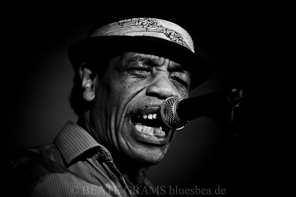 James Armstrong & Band - 26.10.2018 HamburgBluesNights