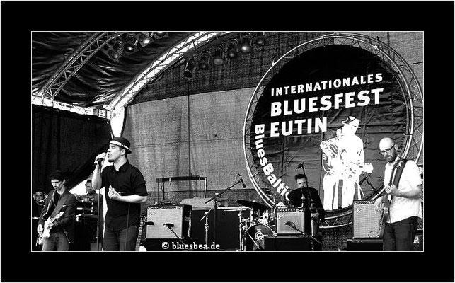 Nisse Thorbjorn Band - 22. Bluesfestival Eutin 20.05.2011