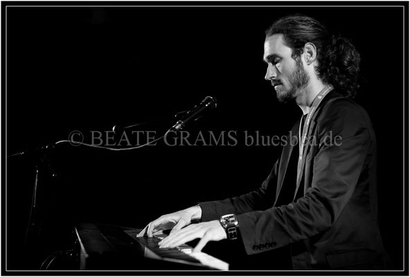 Robert Roth - 24. BluesBaltica/Bluesfestival Eutin 2013