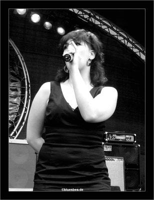 Jessy Martens & Band - 22. Bluesfestival Eutin 22.05.2011
