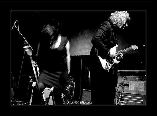 Jessy Martens & Jan Fischer Band - 13. Bluesfestival Kiel - 18. Februar 2011 - Räucherei