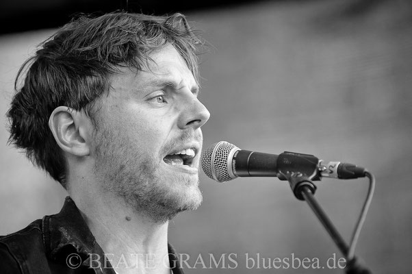 Florian Lohoff Band - GermanBluesChallenge Eutin - 30.06.2018