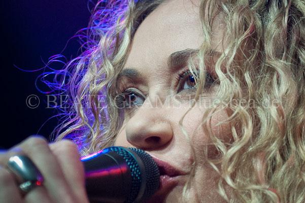 Dana Fuchs Band - Räucherei Kiel, 11.09.2015