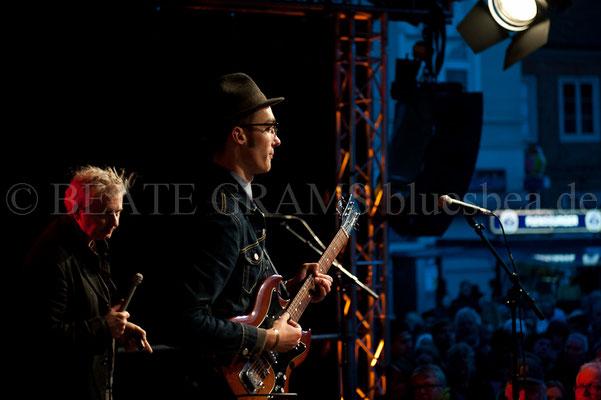 Marc Breitfelder, Kalle Reuter, BluesBaltica Eutin 2016