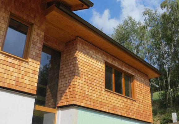 Ritter Holz Schindel Fassade