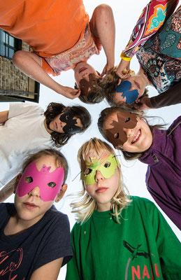 Fledermausfest für Kinder (Foto: Bernd Schaller)