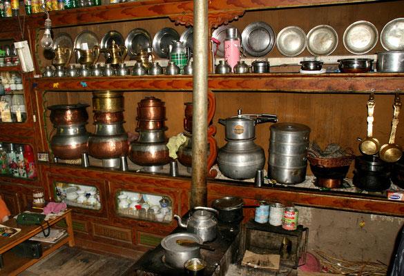 Küche von Cho-Cho